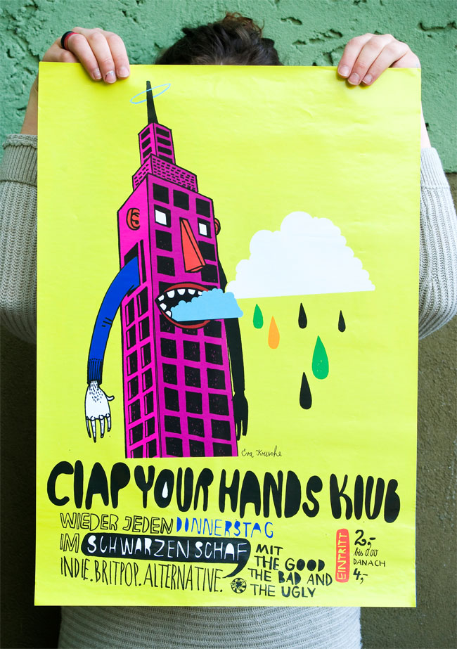 CLAP YOUR HANDS KLUB