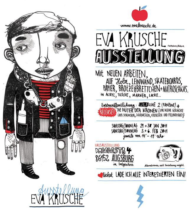 Einladung.Eva-Krusche