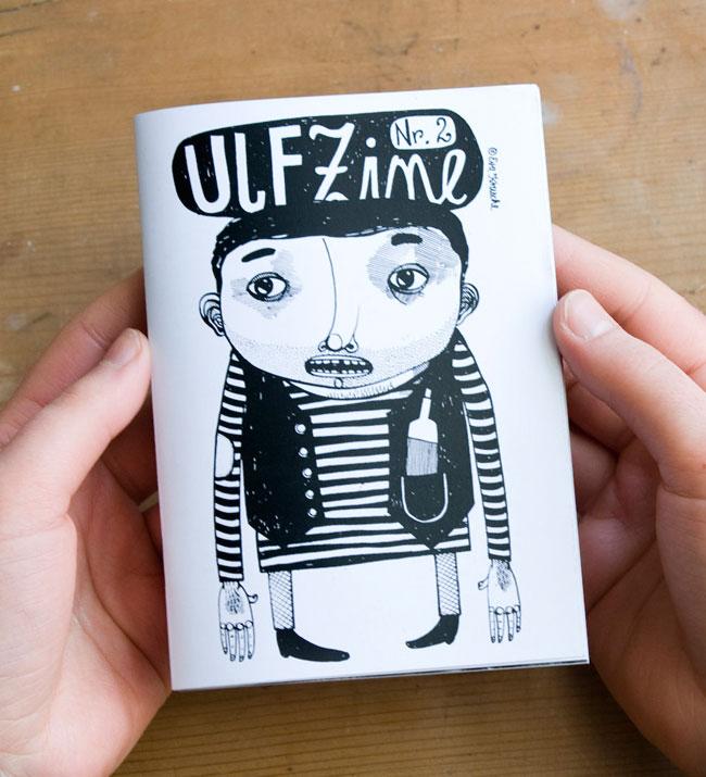 »UlfZINE # 2«