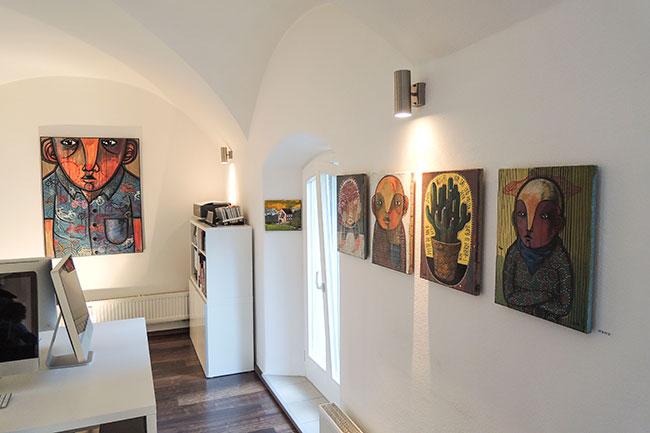 Ausstellung 24SIEBEN