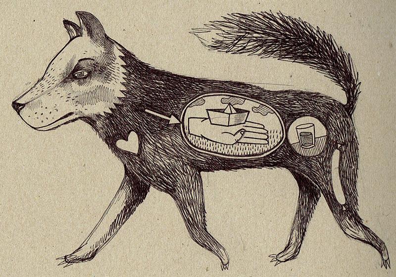 fanzine_wolf
